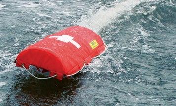 Robo-Baywatch: Autonomously Patrolling Robot Lifeguard Swims at 28 MPH