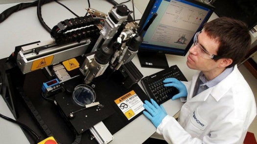First Commercial 3-D Bioprinter Fabricates Organs To Order