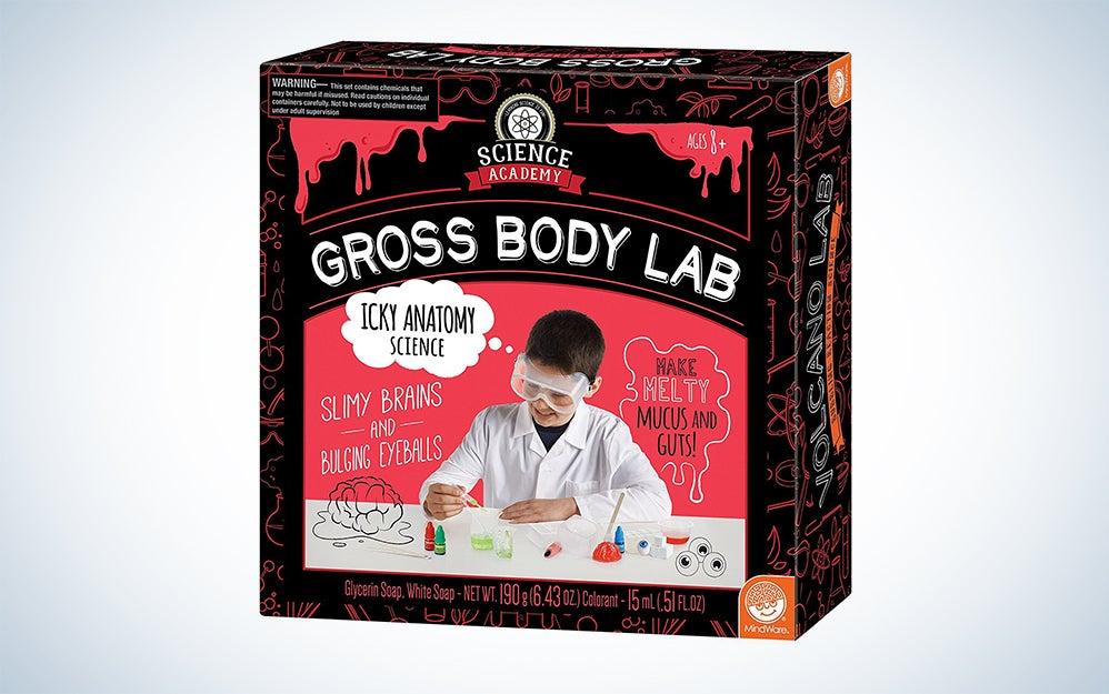 Science Academy: Gross Body Lab