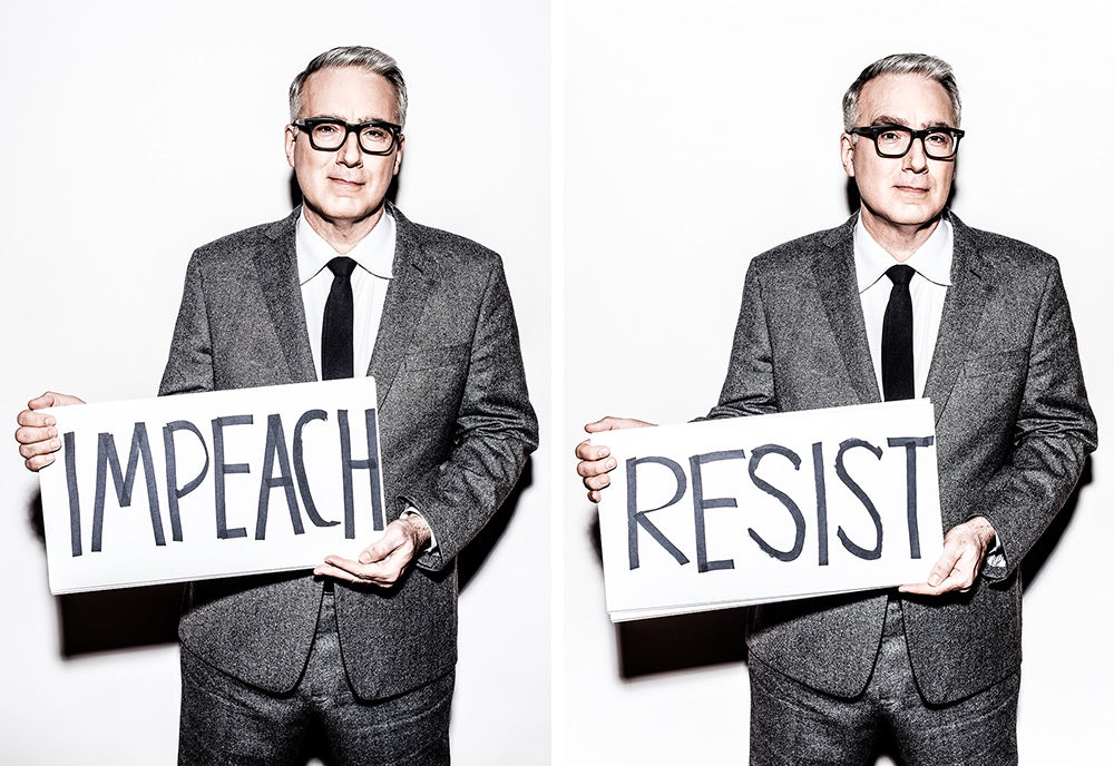 Keith Olbermann resist