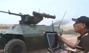 Meet Alrobot, Iraq's New Anti-ISIS Weapon