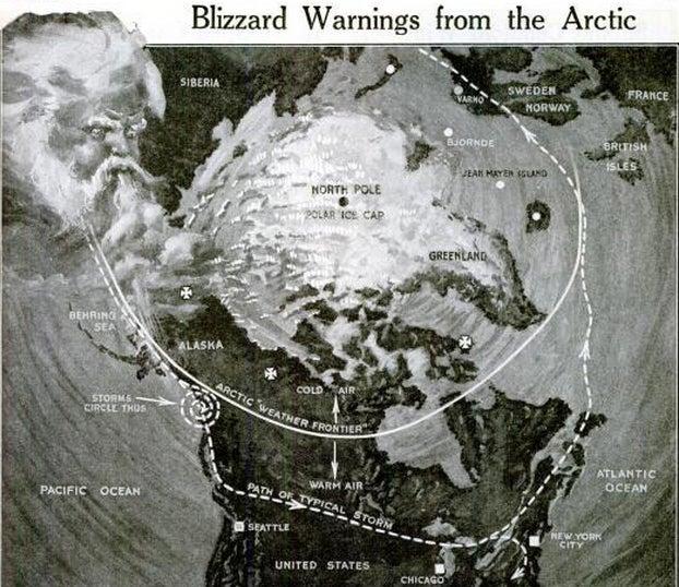 """""""Blizzard"""