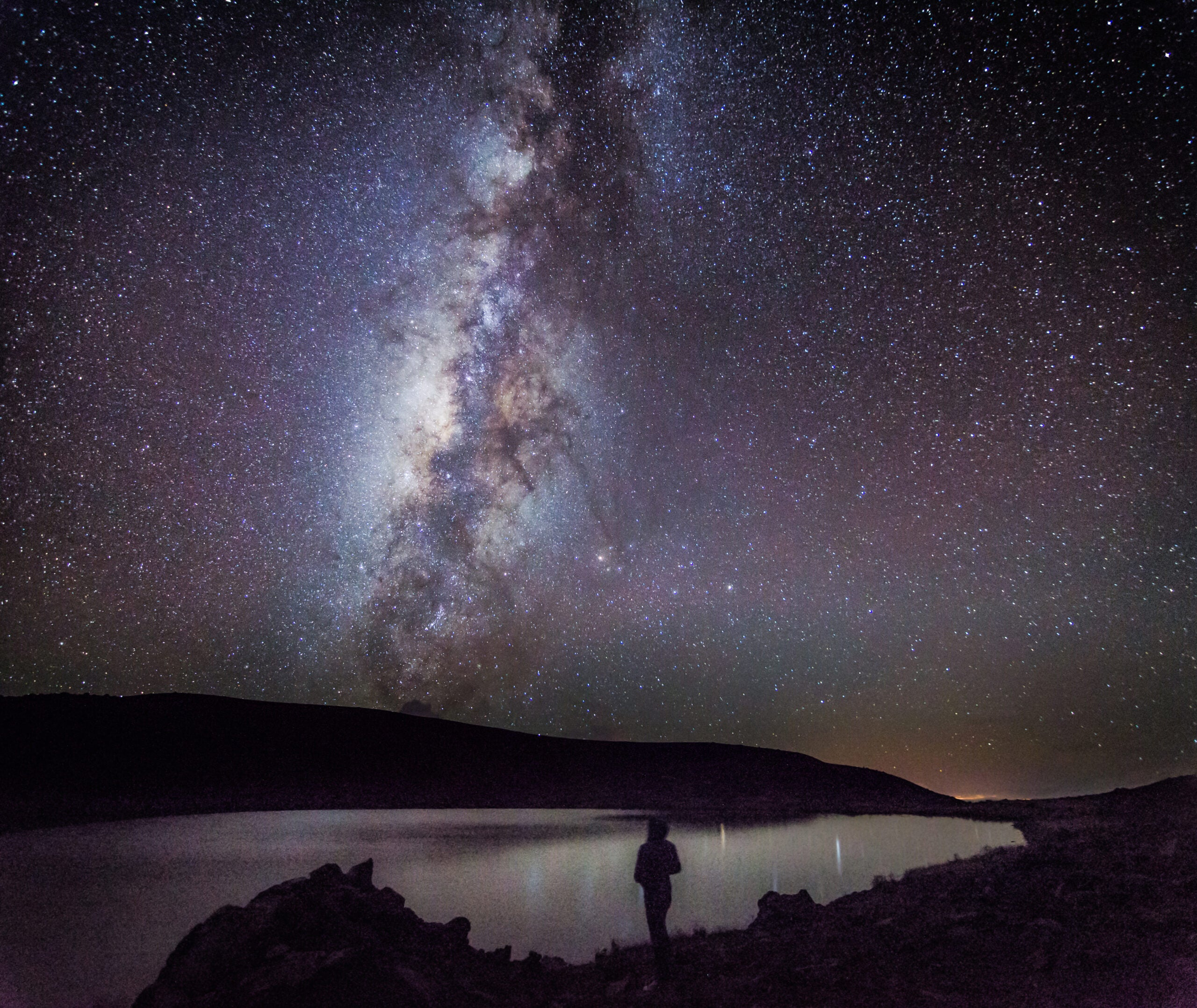 A Molecule In Space Could Help Us Understand The Origin Of Life On Earth