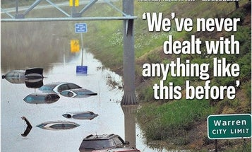Extreme Rainfall Is The New Normal, And We're Not Ready For It