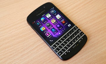 BlackBerry May Produce Antibacterial Cell Phones For Hospitals
