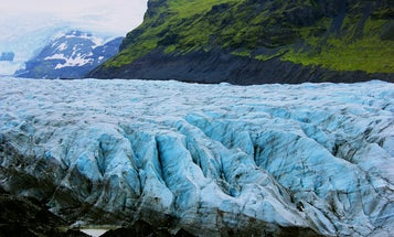 Next Spring, You Can Walk Under A Glacier In Iceland