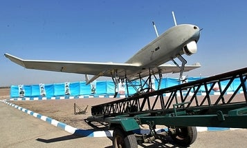 Iran Announces New Drone For Jamming Communications
