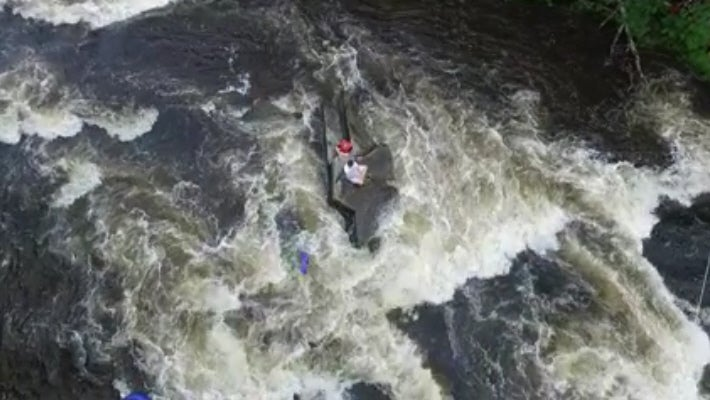 Drones Save Children From Flooding