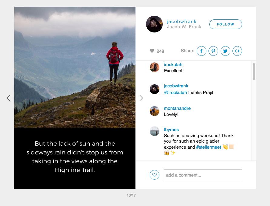 'Steller Stories' Wants To Bring Longform Storytelling To Social Media
