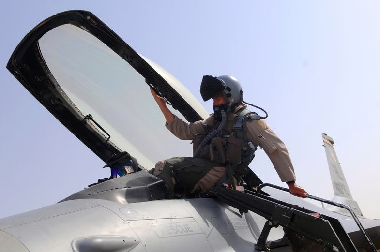 Air Force Reserve Pilot Sets World Record