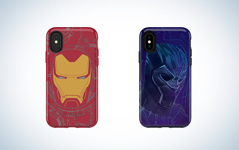 OtterBox Avengers iPhone cases