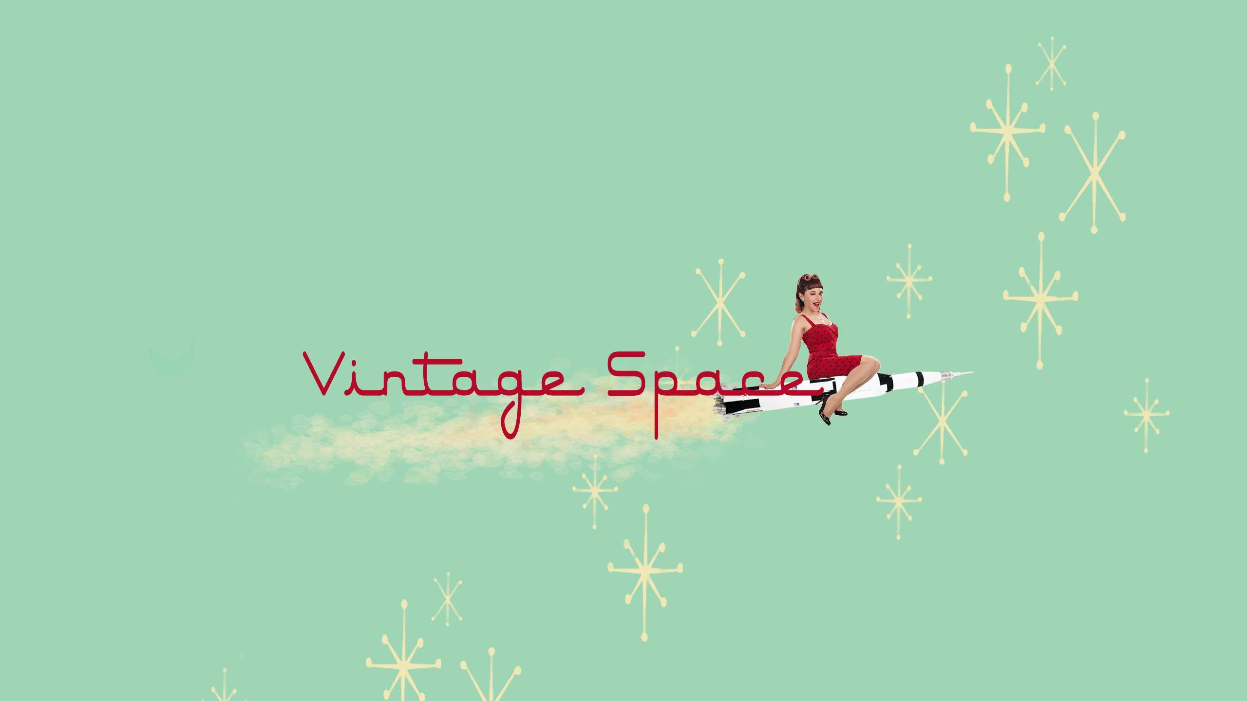 Vintage Space is Moving!