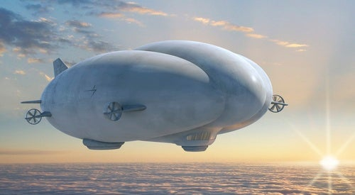 Ex-Officer Says Air Force's Failure to Deploy Airships Costs Lives