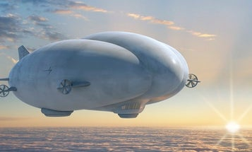 The Military's Airship Renaissance Deflates Over Lack of Access to Helium