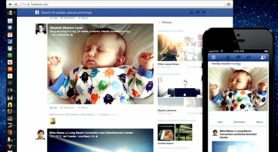 This Is What Facebook Looks Like Now