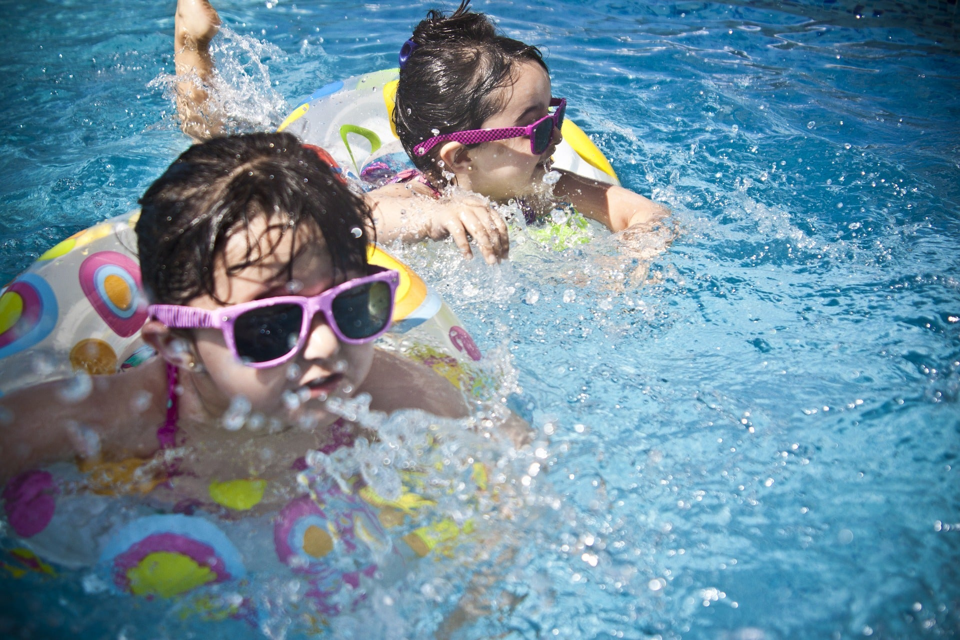 Why you should think twice before getting in a pool