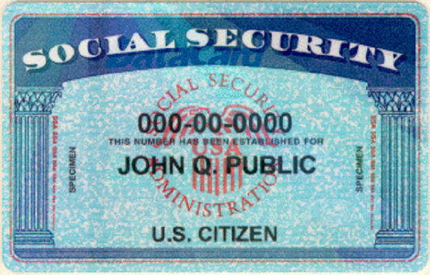Social Security Number Hack