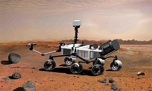Mars Science Lab Faces Mounting Costs