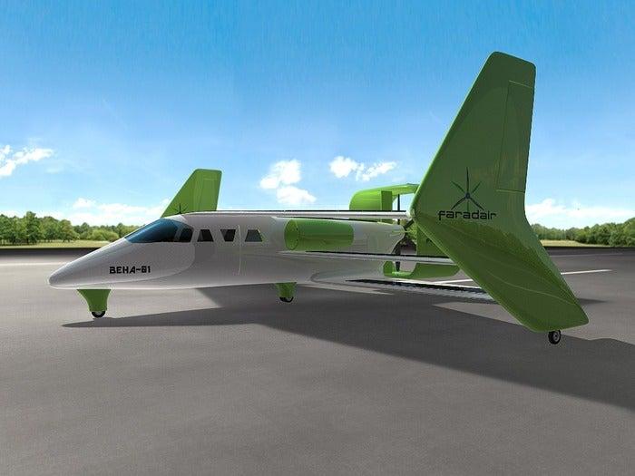 The BEHA Plane