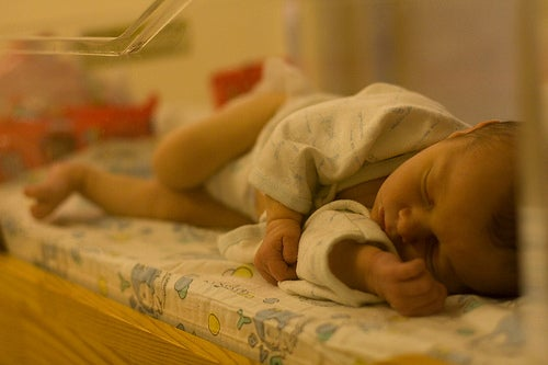Swabbing Babies With Moms' Microbiome Might Not Be Such A Good Idea After All