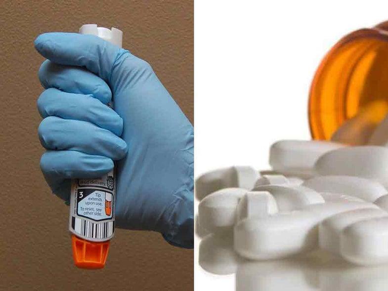 EpiPens Versus Dissolvable Tablets