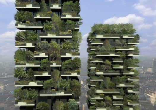 No, Architects, You Can't Plant Trees On Top Of Skyscrapers