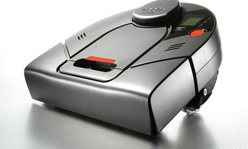 Laser-Guided Vacuum Could Best the Roomba