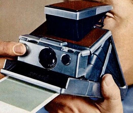 The 'Impossible' Instant Camera: PopSci Breaks Open The Polaroid SX-70