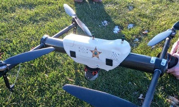 The Week In Drones: Drunk Drivers, Democracy, Volcanic Eruptions, And More