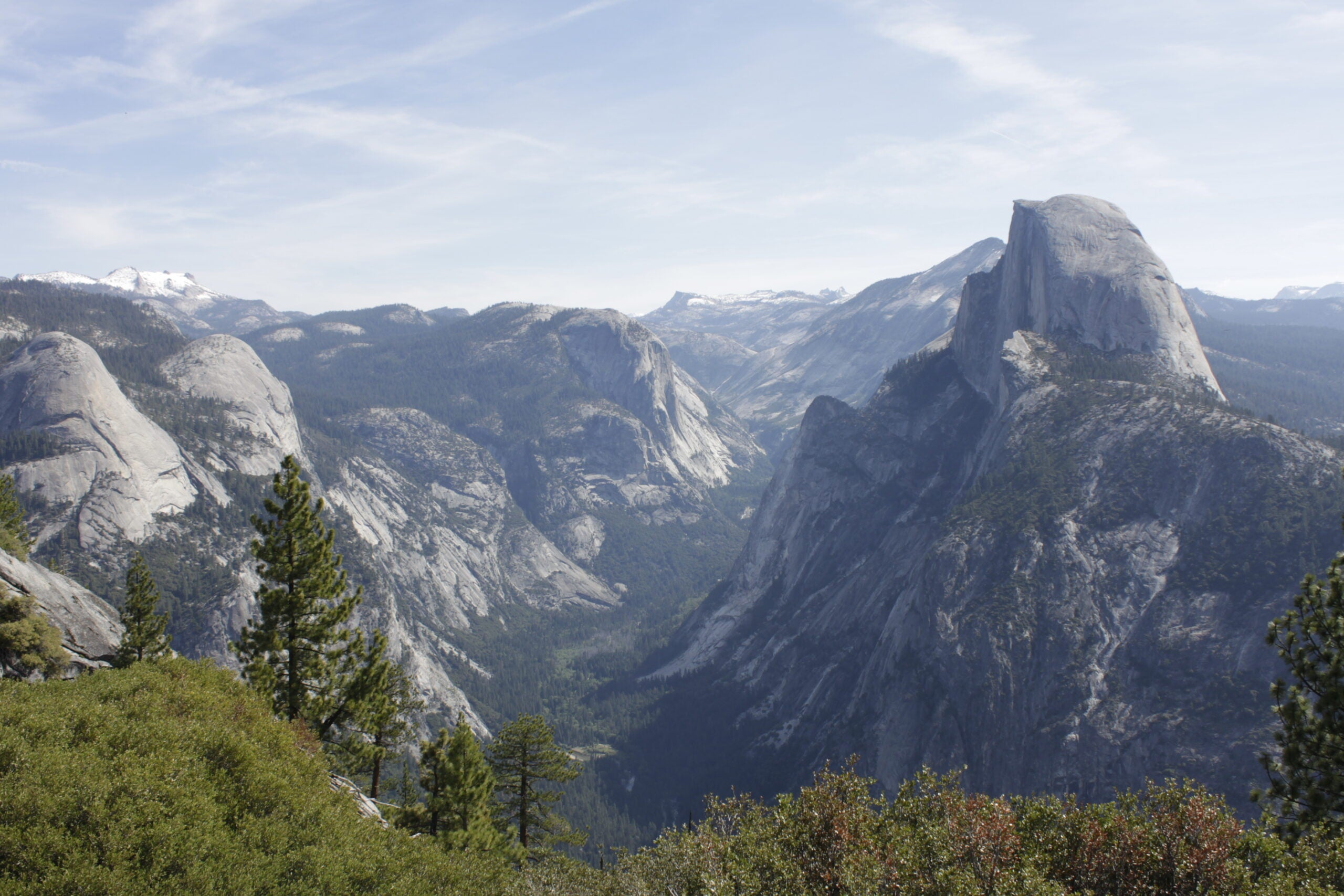 Why Rock Falls Happen On Hotter Days In Yosemite