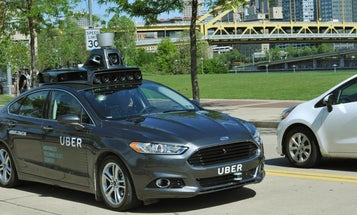 Take A Look At Uber's First Self-Driving Car