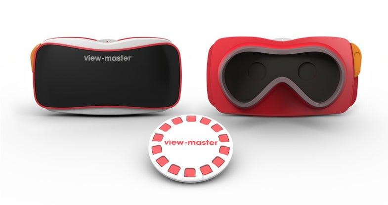Mattel + Google View-Master
