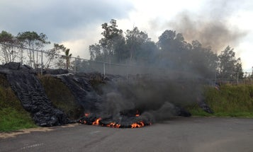 The Ongoing Eruption In Hawaii, In Pictures