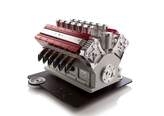 An Espresso Machine Engine And Other Amazing Images From This Week