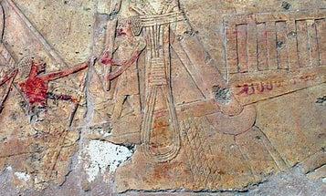 Sail Like An Egyptian