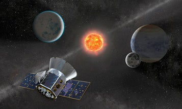 NASA's incredible exoplanet-hunting telescope is about to launch