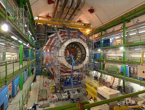 Delay (Anew) for the LHC Restart