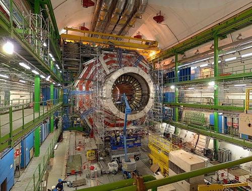 Dormant Supercollider Generates Star Power