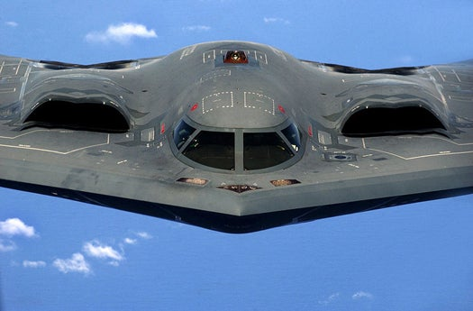 Air Force's Next-Gen Bomber Will Be More Spy Plane Than Strike Aircraft