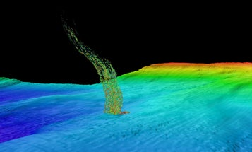 Warming Oceans May Be Spewing Methane Off West Coast