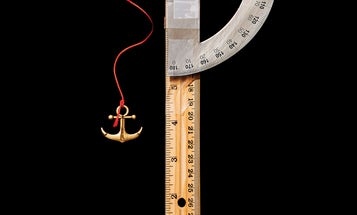 How to make a sextant from random junk