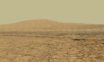 4-Billion-Pixel Panorama Lets You Explore Mars As If You Were Standing Next To Curiosity
