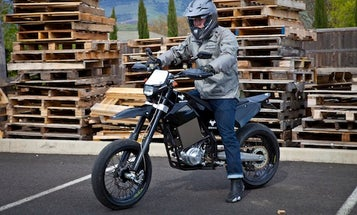 Brammo's Encite and Engage: The World's First Multi-Speed Electric Motorcycles