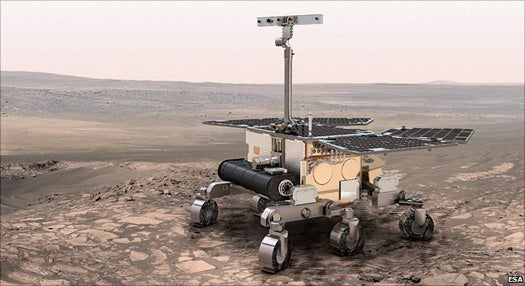 Joint International Mars Mission in Jeopardy as America Comes Up $1 Billion Short