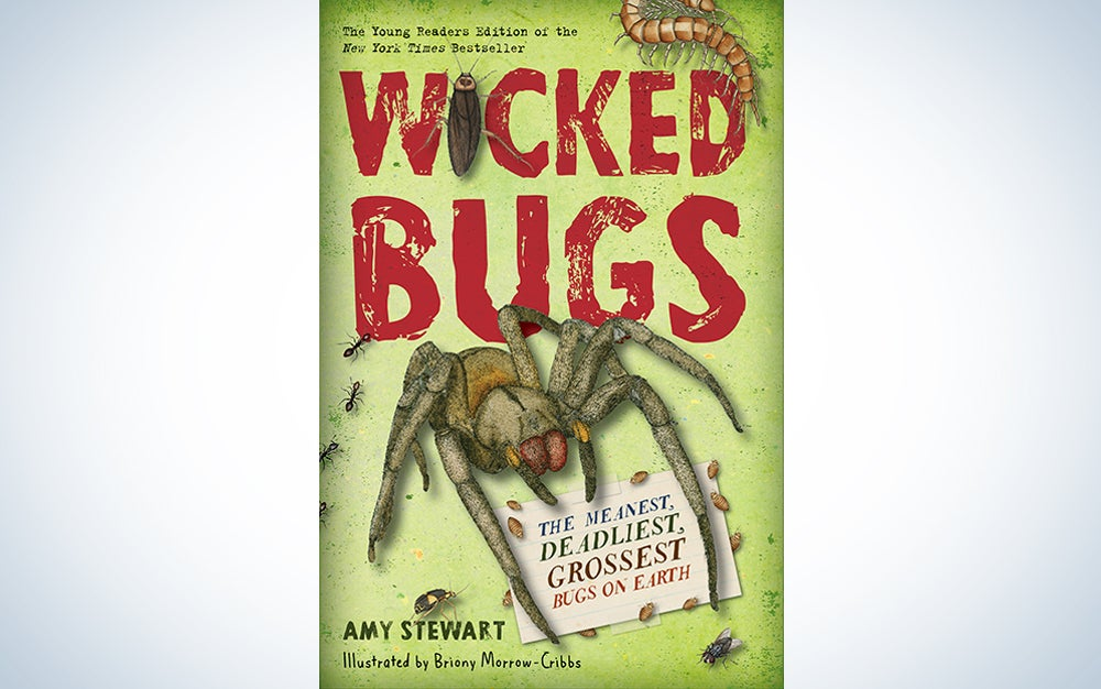 Wicked Bugs (Young Readers Edition): The Meanest, Deadliest, Grossest Bugs on Earth by Amy Stewart