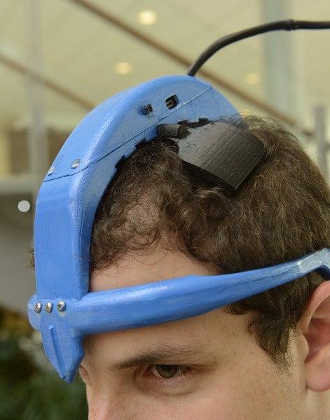 Brain-Stimulating Helmet May Help Parkinson's Patients
