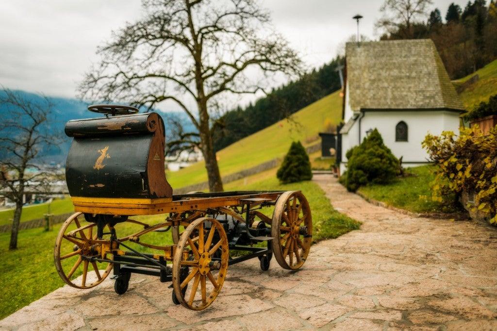 Gallery: An Electric Porsche From 1898