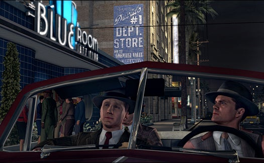 Cruising Through The Throwback Game L.A. Noire With Someone Who Was There