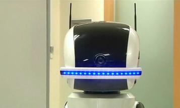 Video: Mood-Sensing Robot Prison Guard Begins First Real-World Test in Korea