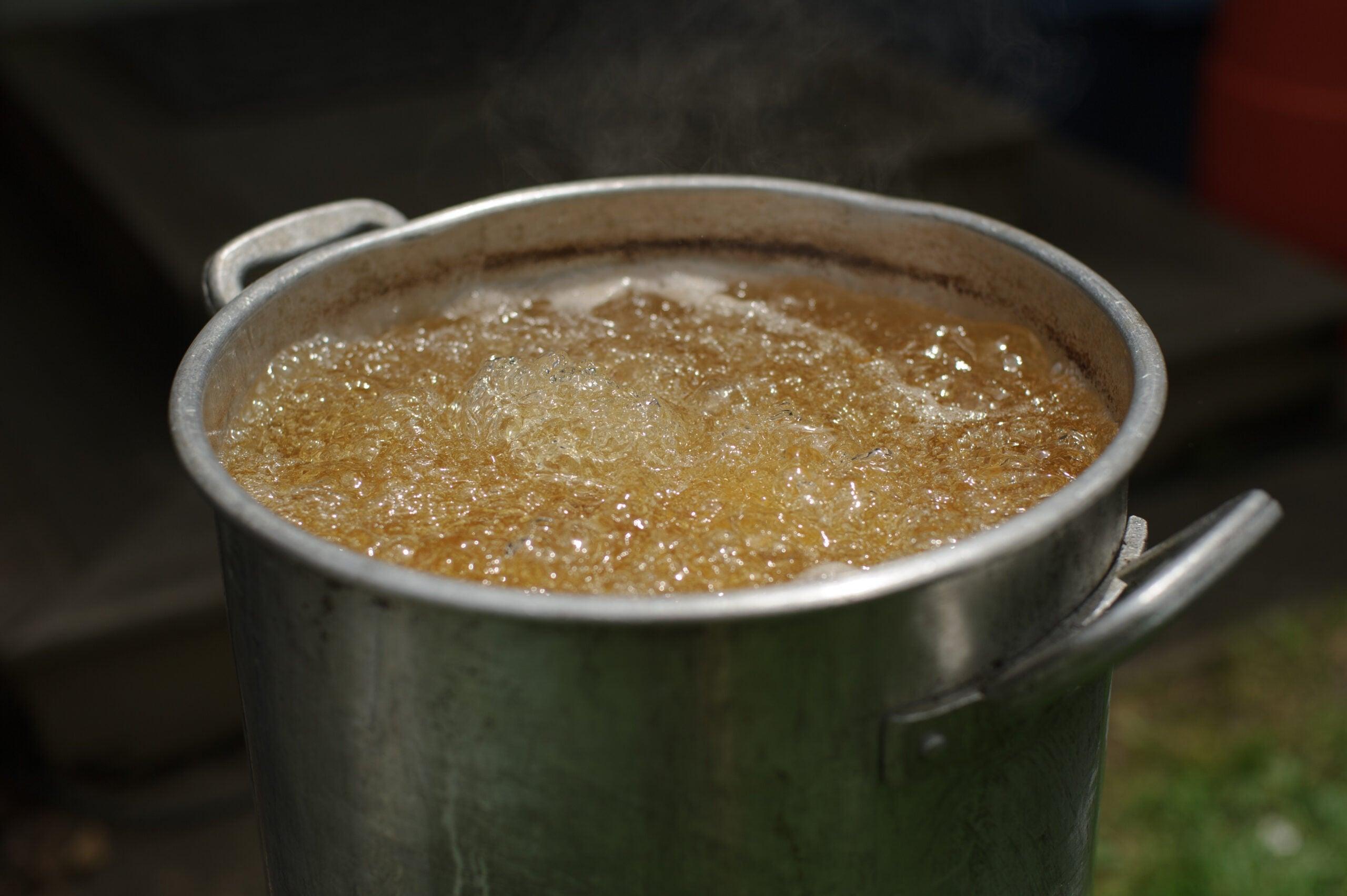 turkey fryer